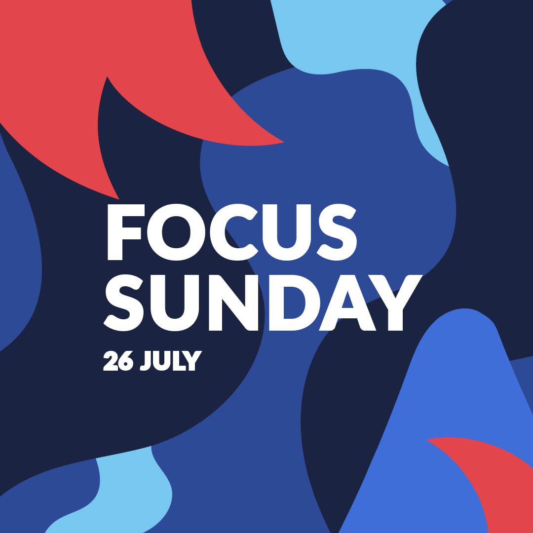 Focus2020 Social SpeakerReveal